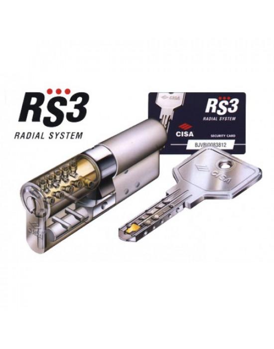 Цилиндр CISA RS3 В АССОРТИМЕНТЕ