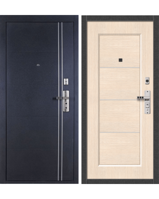 Дверь Форпост 128 С беленый дуб