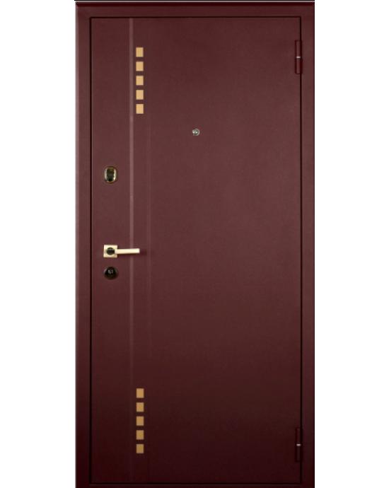 Дверь Самурай Коричневый