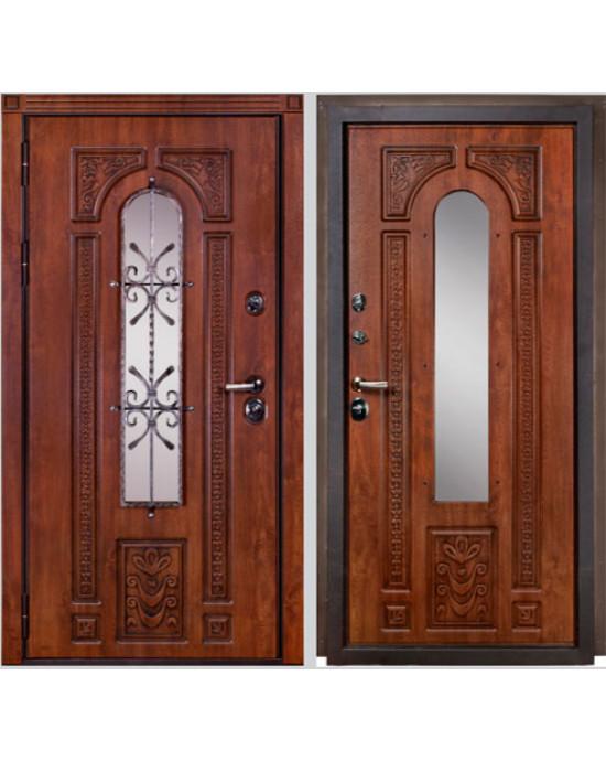 Дверь Дверь Белуга Лацио с терморазрывом