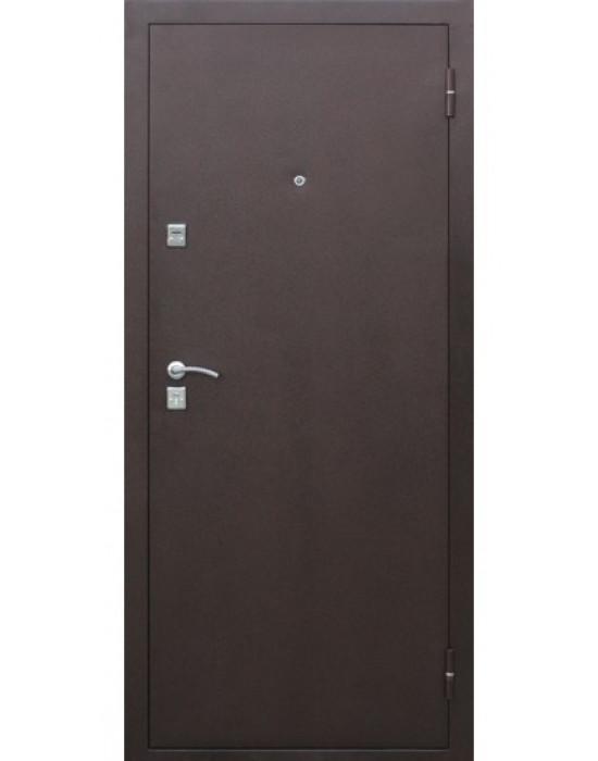 Дверь Цитадель Стройгост 7-2 Металл/Металл