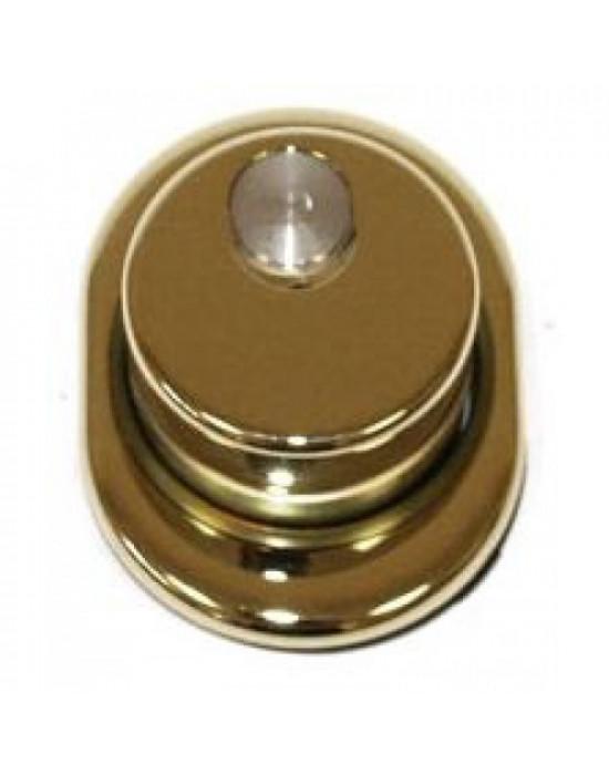 DISEC MR128-25D1-5 - Броненакладка магнитная бронненакладка под цилиндр DISEC MR128-25D1-5 (в ассортименте)