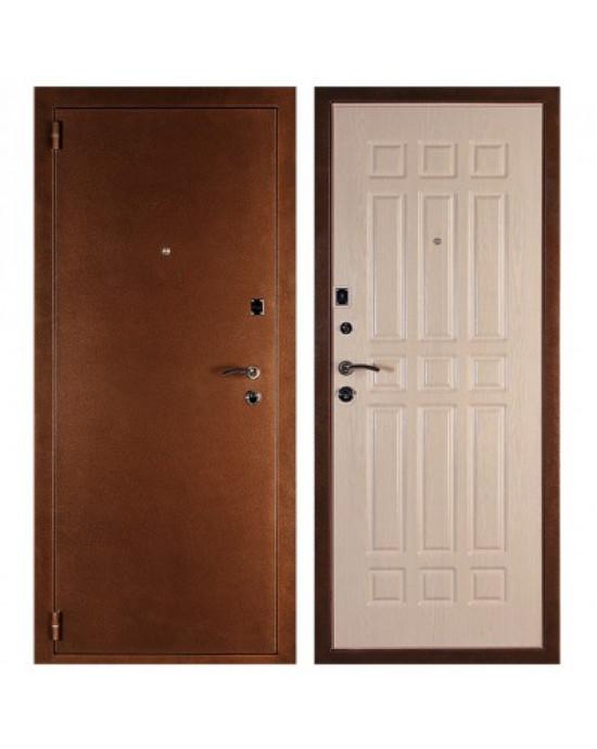 Дверь Дверной континент ДЕЛЬТА (беленый дуб)