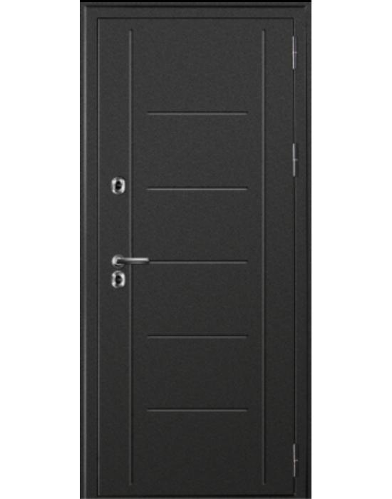 Входная дверь ДК ТЕРМАЛЬ БЕЛЕНЫЙ ДУБ - уличная дверь с терморазрывом