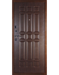 Дверь Дверной континент ДЕЛЬТА (венге)