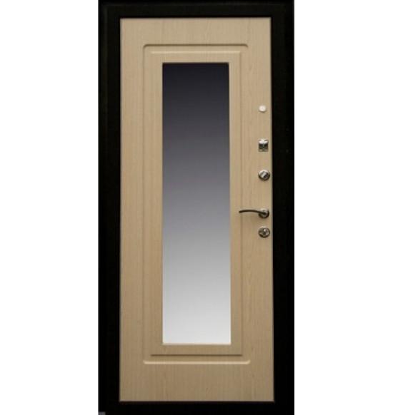 дверь входная с зеркалом от производителя