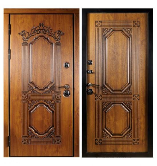 очень железные двери