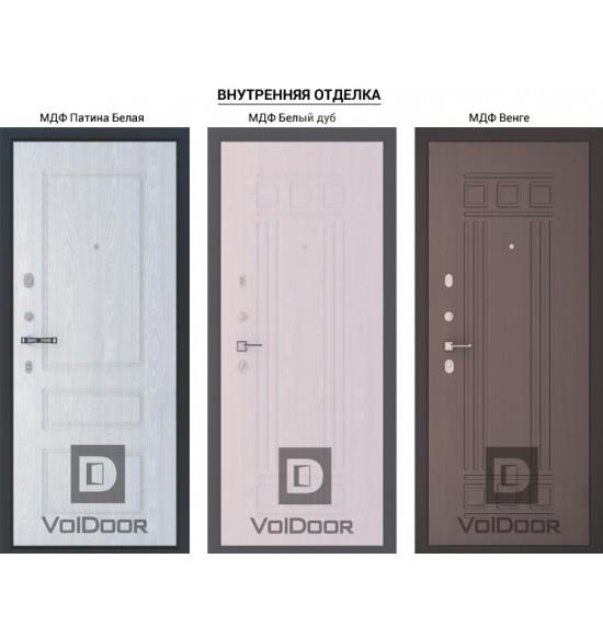 двери входные с замером